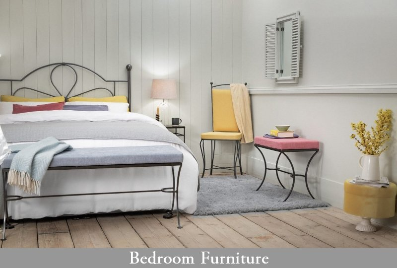 Iron Beds Bed Frames, Iron Bedroom Furniture Companies
